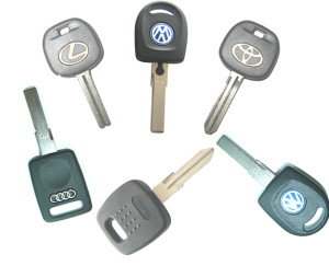 Transponder keys Reno locksmith