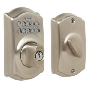 Keyless entry lock Reno locksmith