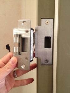 Reno locksmith electronic strike