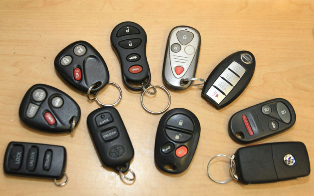 Key fob replacement Reno locksmith